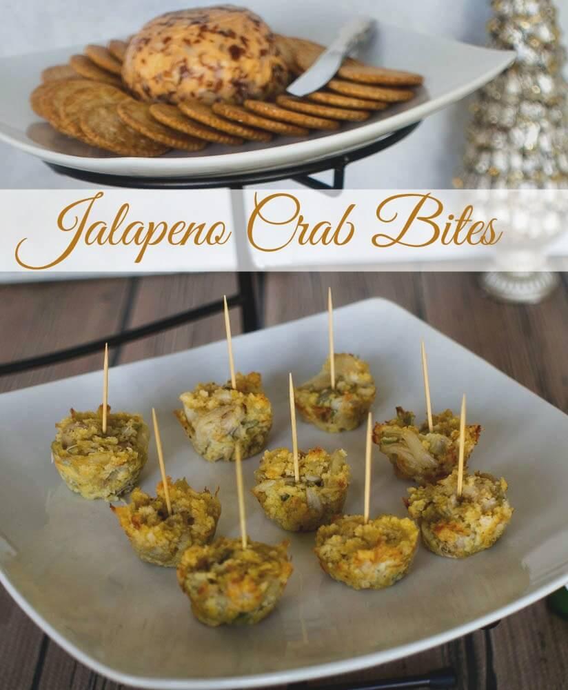 Jalapeno Crab Bites from Upstate Ramblings